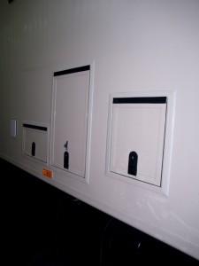 Türen & Serviceklappen für Wohnmobile